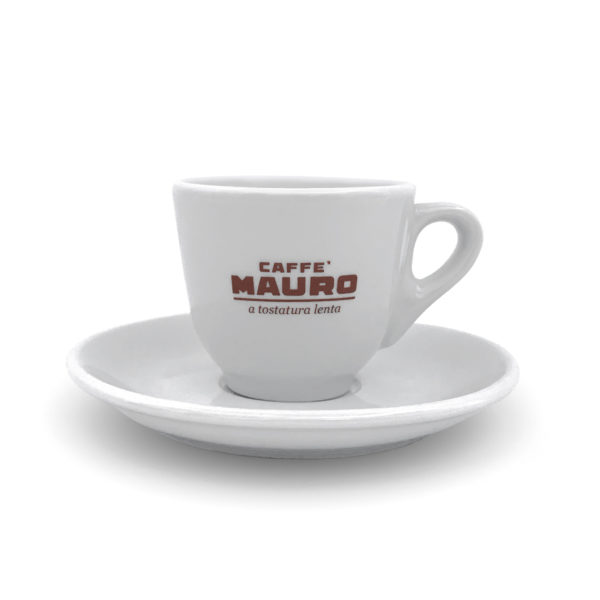 caffe mauro espresso cups single