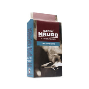 Decaf Decaffeinato Packaging - caffè mauro south africa
