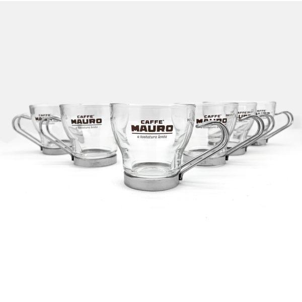 glass espresso cups